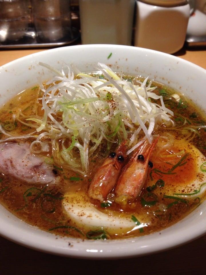 鮮蝦拉麵 蝦助 えびそば えび助