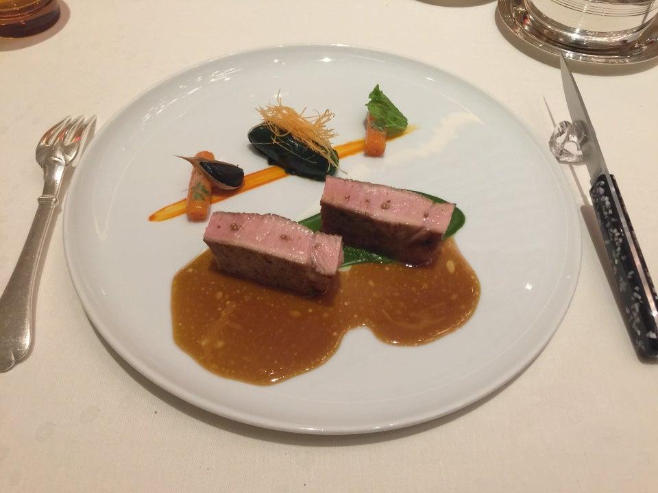 銀座 ロオジエ(L'Osier)法式西餐廳