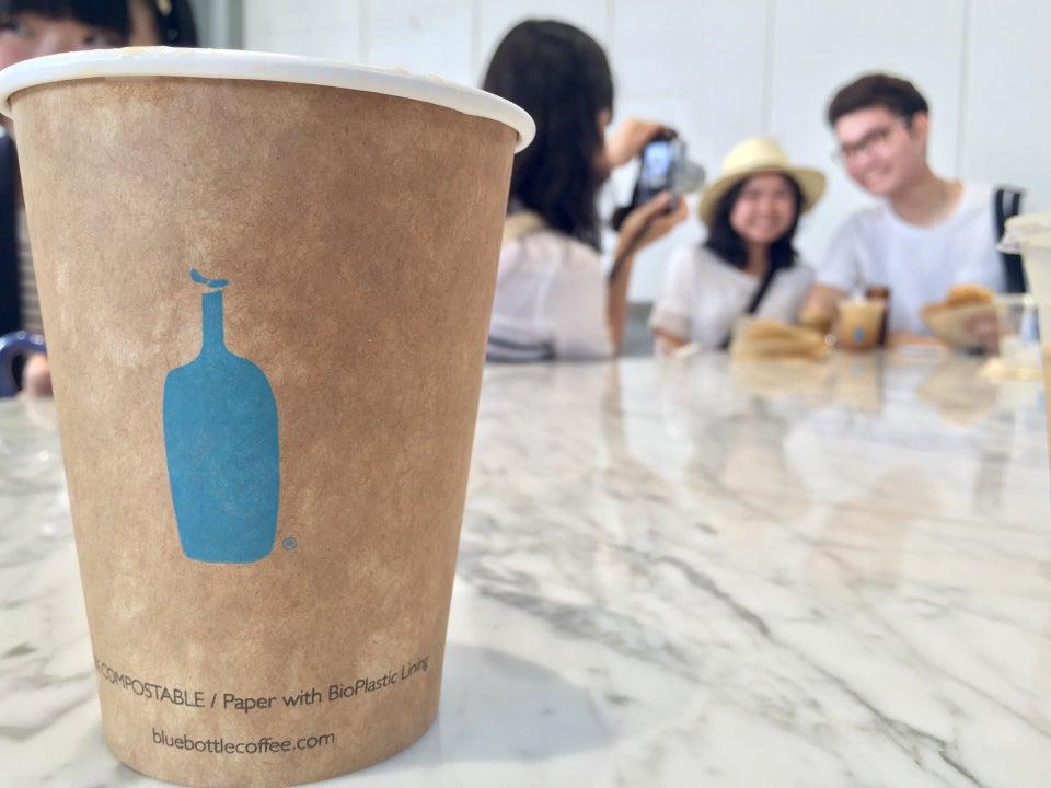 Blue bottle咖啡好喝的秘密和種類