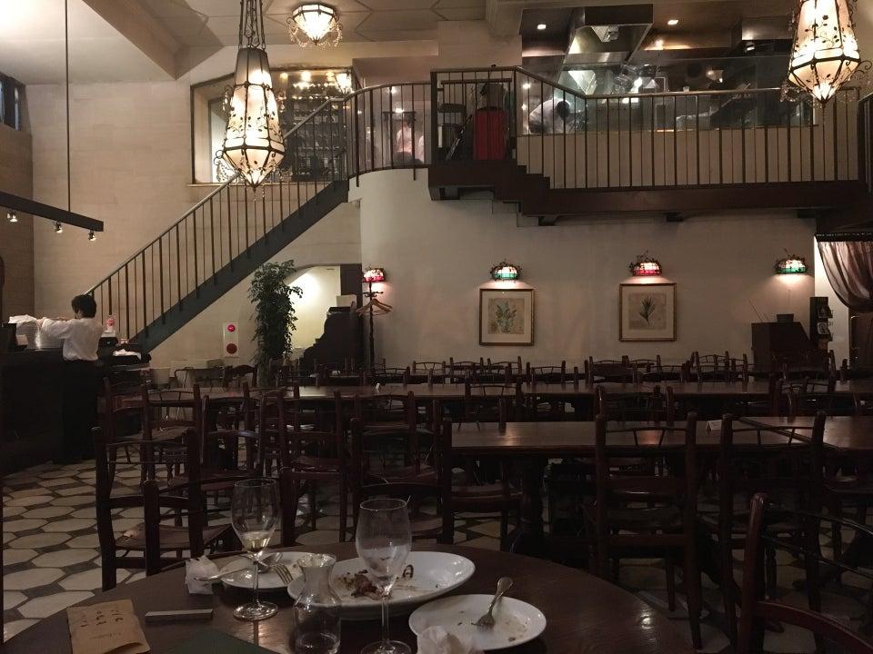 新宿御苑Cafe La Bohéme カフェ・ラ・ボエム
