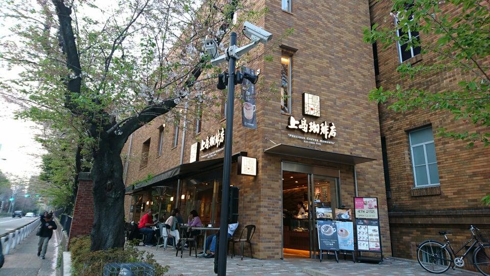 上島珈琲店黒田記念館店