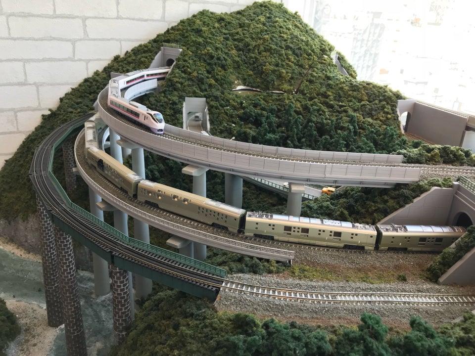 Chouchou POPON鐵道主題餐廳 上野