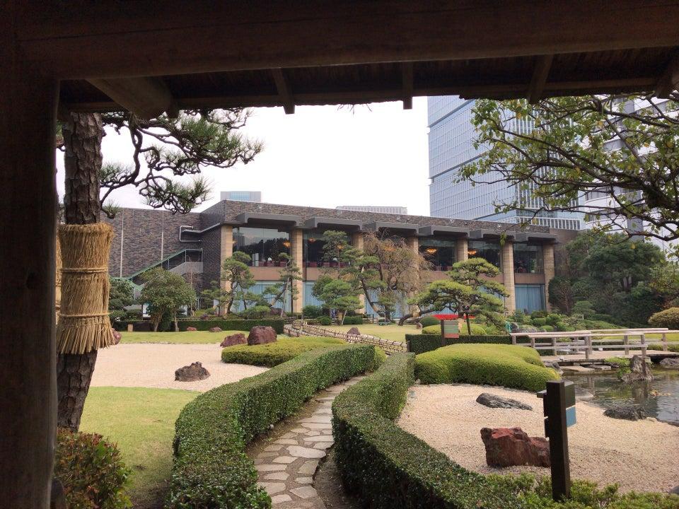 東京都 Hotel New Otani 日本庭園