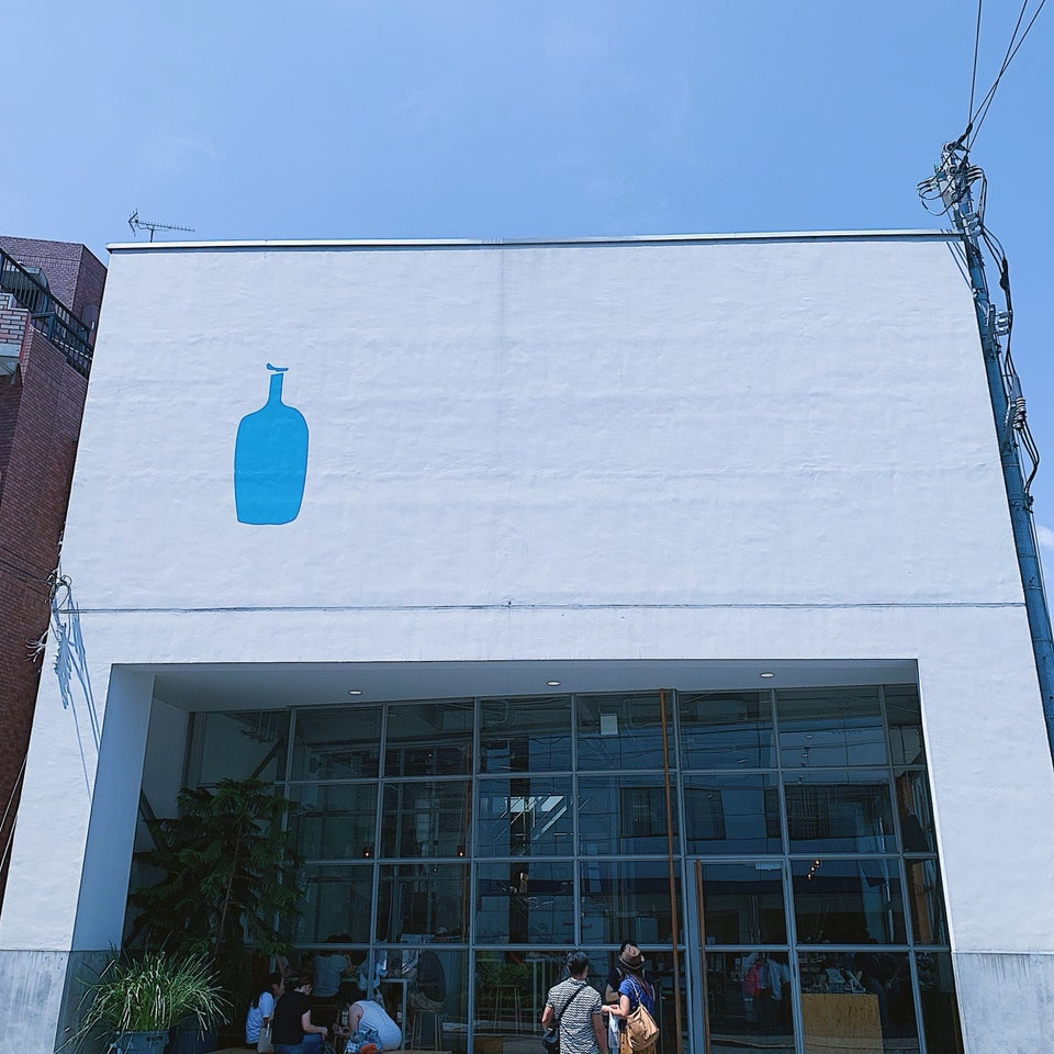 BLUE BOTTLE 藍瓶咖啡
