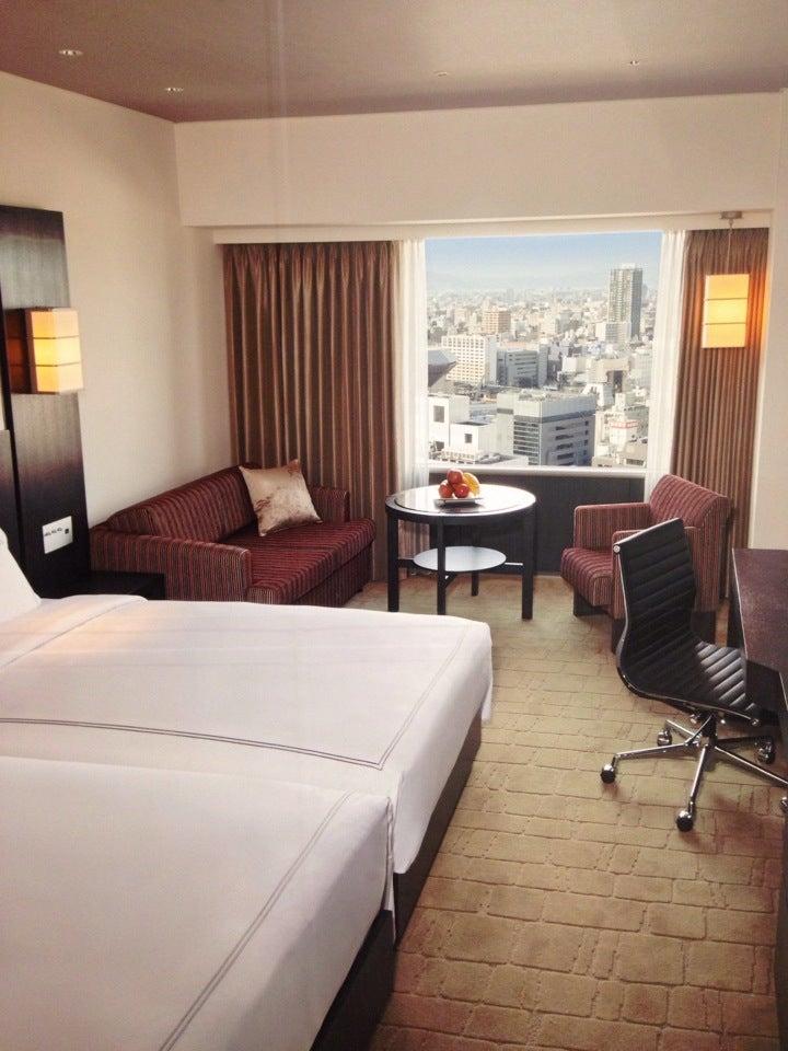 大阪瑞士南海酒店 Swissotel Nankai Osaka