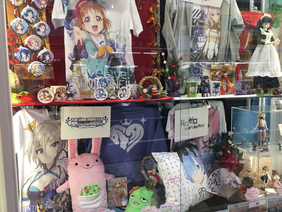 GEE!Store大阪店
