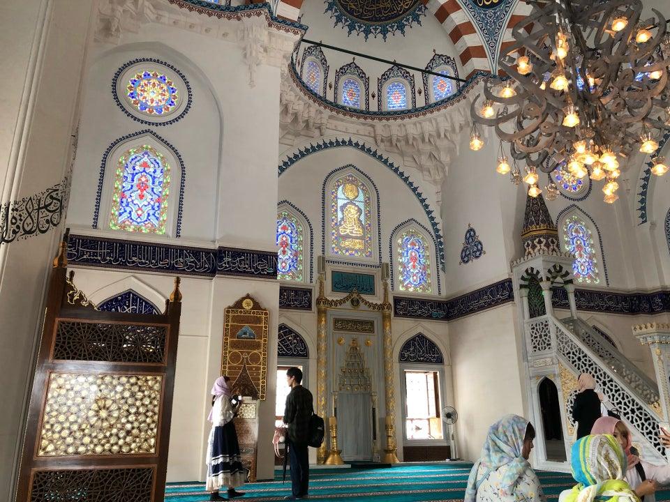 東京都 東京大清真寺 土耳其文化中心