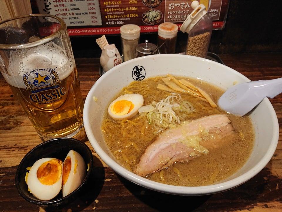 らーめんそら / 拉麵 空 / RAMEN SORA(札幌車站)