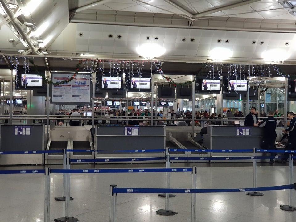 イスタンブール・アタテュルク国際空港