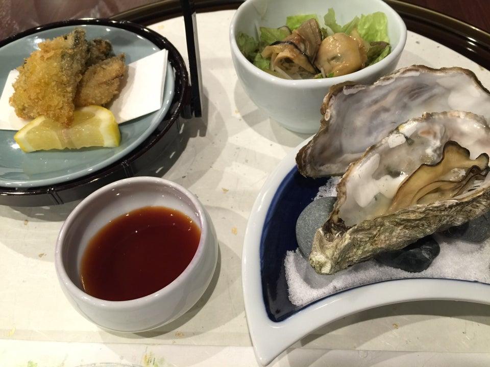牡蠣船KANAWA