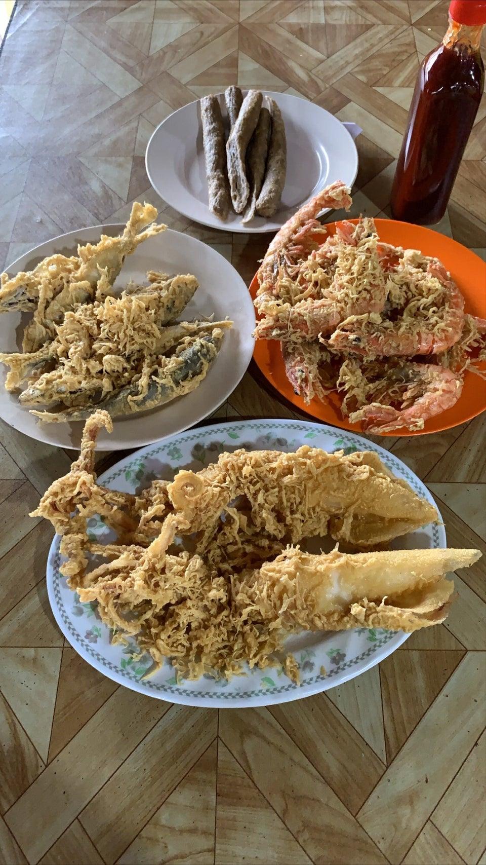 restoran makanan laut terengganu