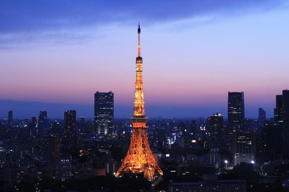 東京世界貿易中心展望台