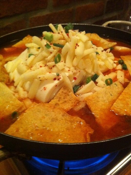 韓國料理 Spicy Spicy