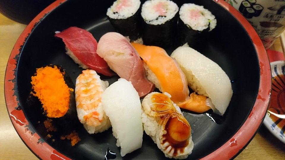 壽司廚房家