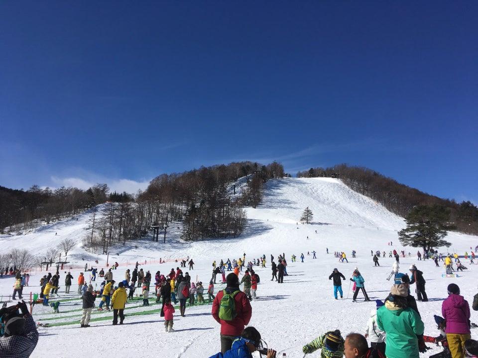 草津溫泉滑雪場