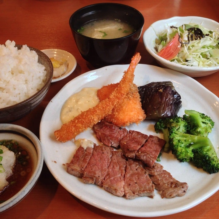 洋食鉄板焼 OPEN SESAME!(扇町)