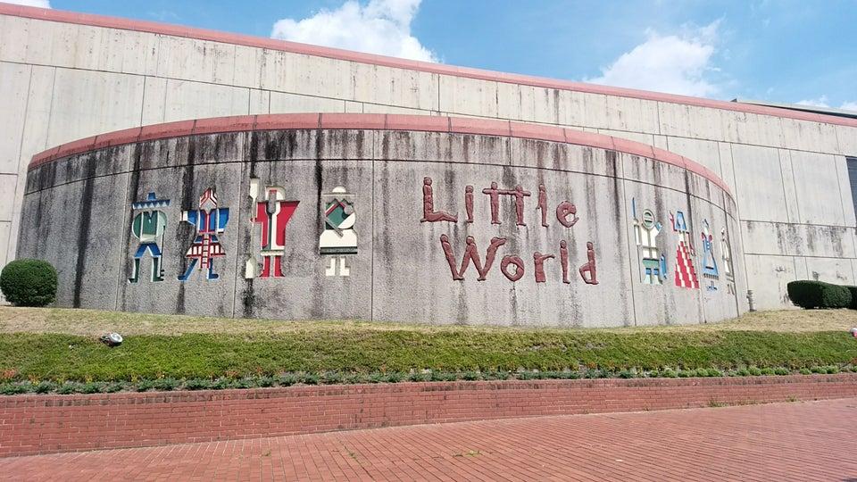 野外民族博物館小小世界