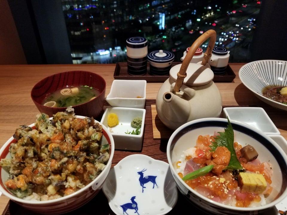 海鮮丼茶漬磯らぎ/海鮮丼茶泡飯Isoragi