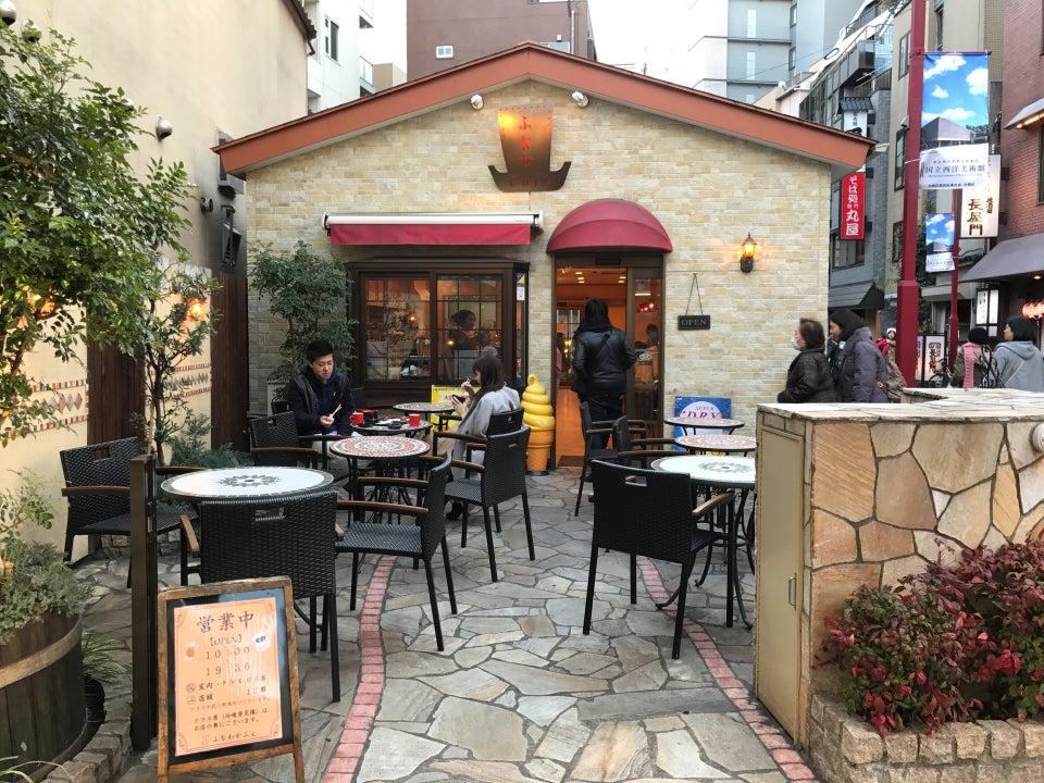 舟和Cafe (ふなわかふぇ)