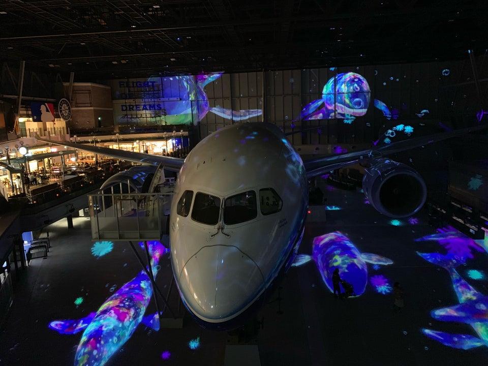 FLIGHT OF DREAMS FLIGHT PARK