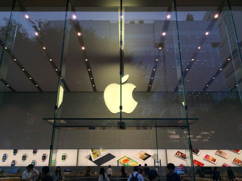 原宿apple store