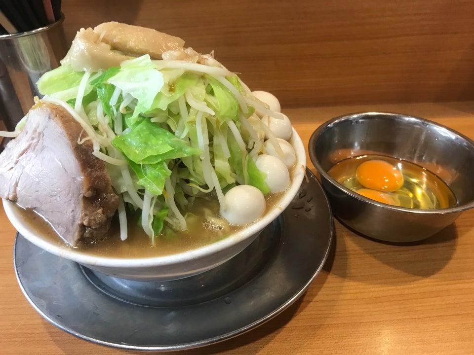 拉麵二郎橫濱關內店
