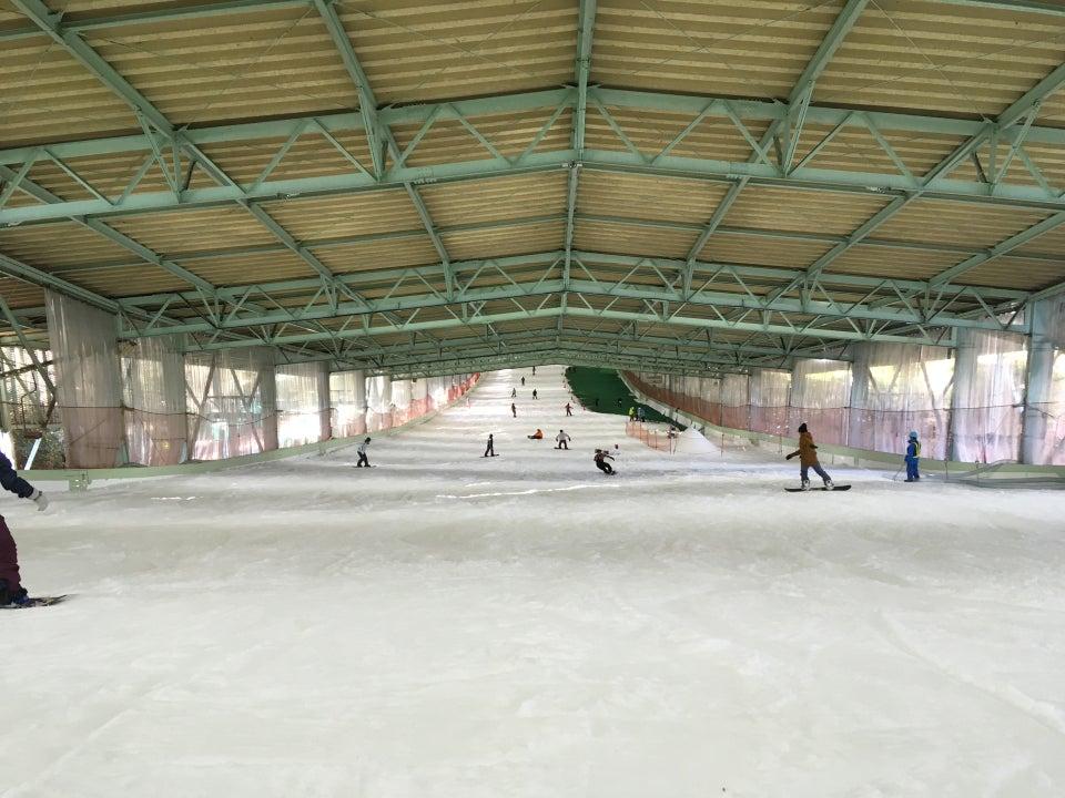 狹山室內滑雪場