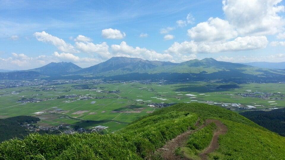 熊本 阿蘇大觀峰