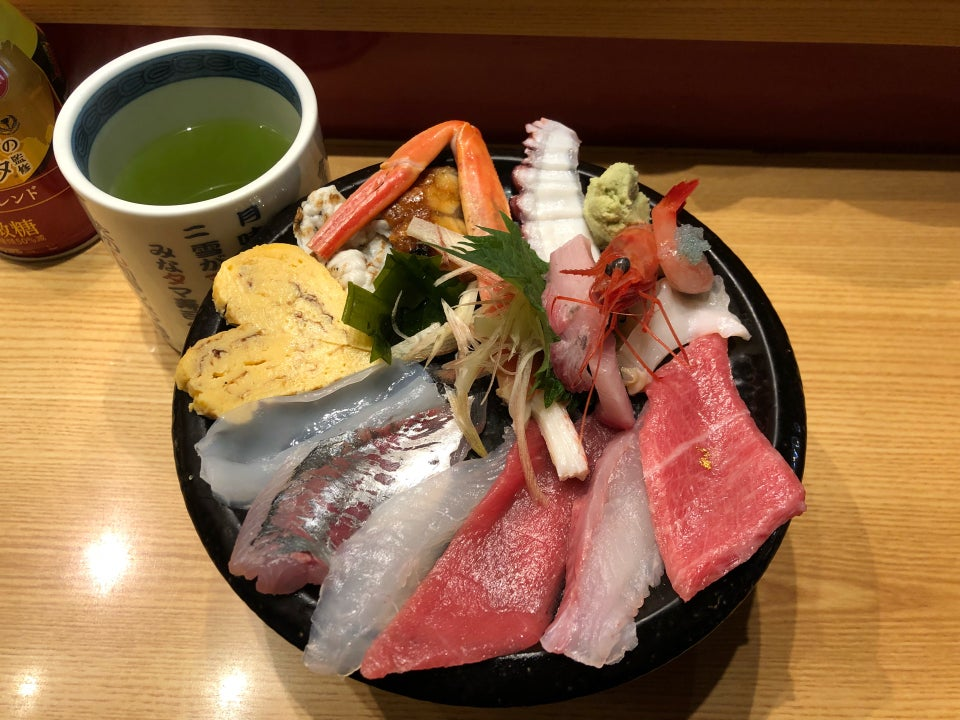 IKIIKI亭 近江町店