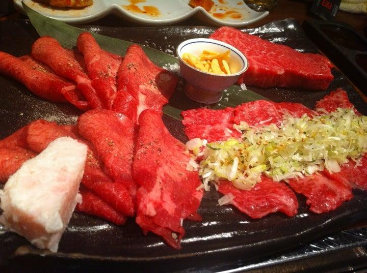 焼き肉家 益市 堺町錦店(烏丸)