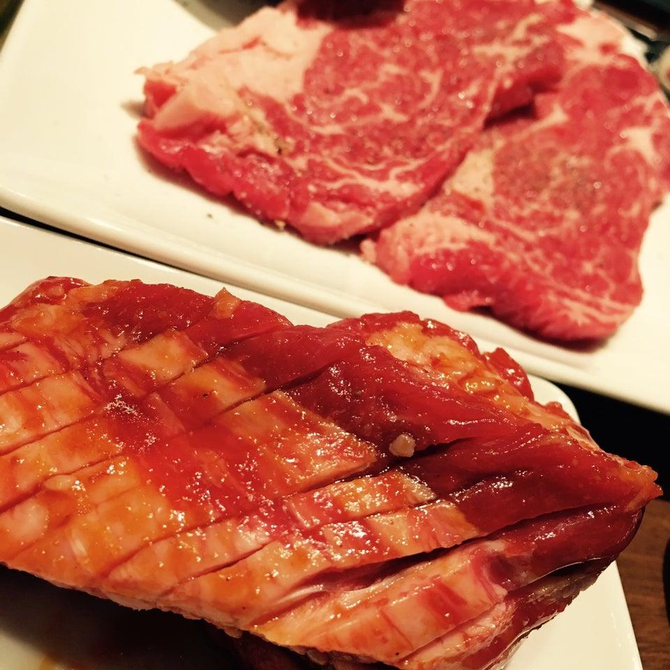 國產牛燒肉吃到飽Aburiya