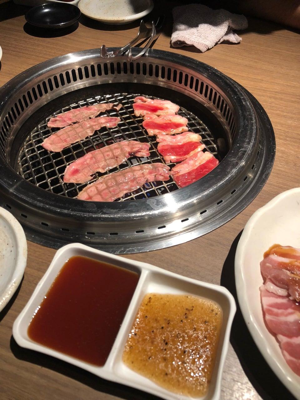 炭火燒肉 一氣