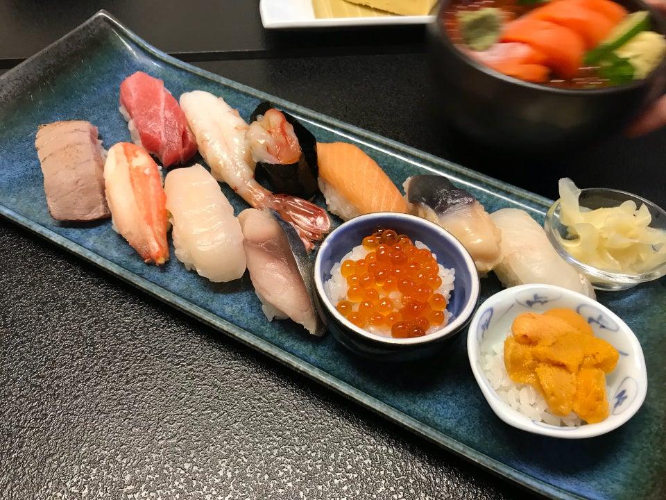 小樽 政壽司 / おたる政寿司