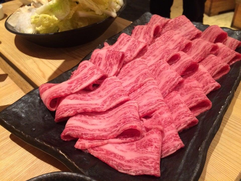 壽喜燒壱番