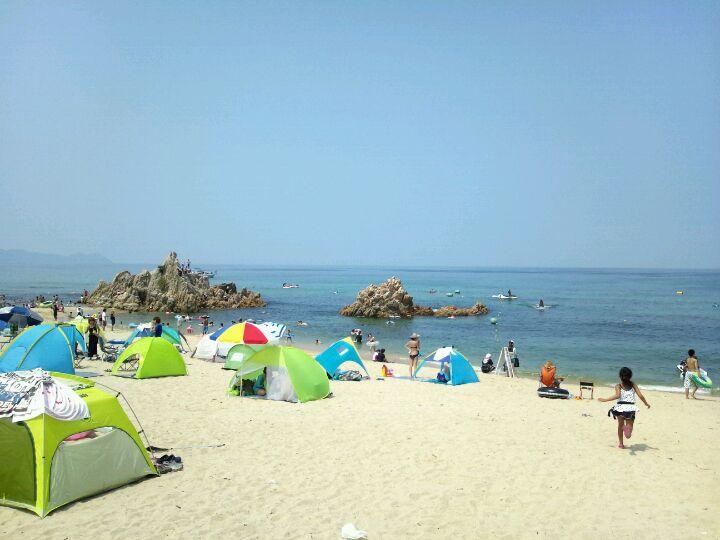 鑽石濱海灘(ダイヤ浜)