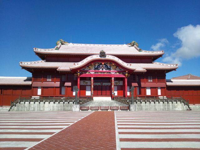 琉球王國的宮殿
