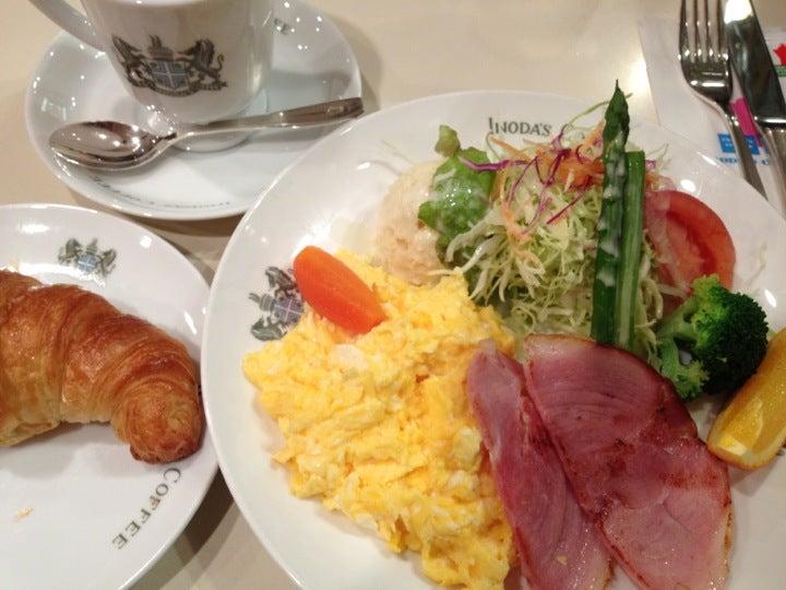 INODA COFFEE/イノダコーヒ(京都車站)