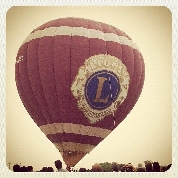 佐賀國際熱氣球