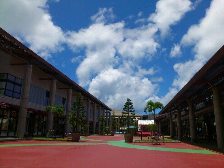 沖繩平價精品購物城ASHIBINAA