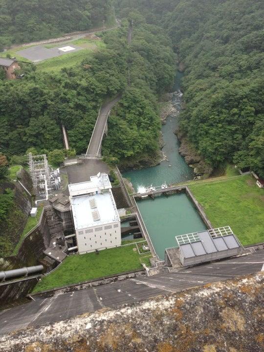 小河内水壩