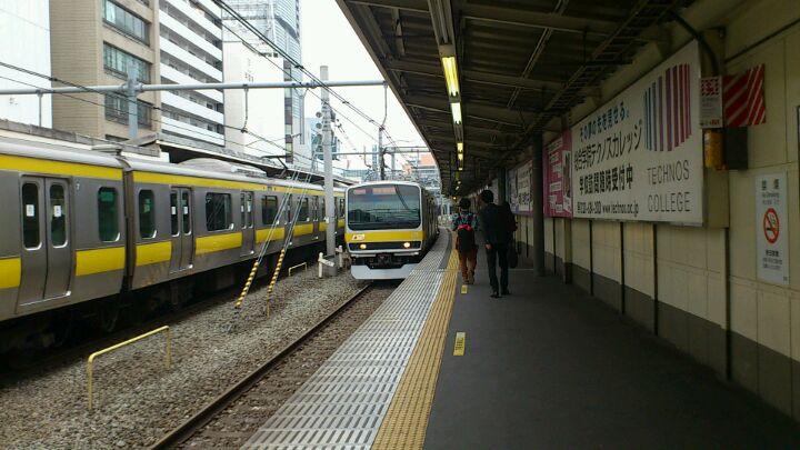 代代木車站