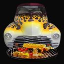 Grilles & Grills Cars & Cooking Series