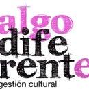 ALGO DIFERENTE Gestión Cultural