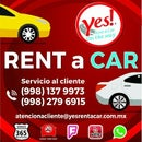Yes car rental Coches en renta Cancun