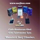 ŞarjBox Masaüstü Şarj Cihazları