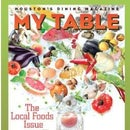 My Table Magazine