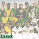Baseball Oakland