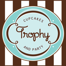 Trophy Cupcakes and Party