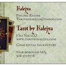 Tarot by Kalejya P