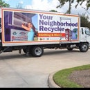 ATRS~REPURPOSE REUSE RECYCLE American Textile Recycling Service
